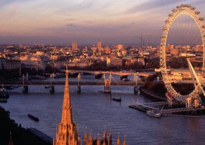 Tier 1 ve London